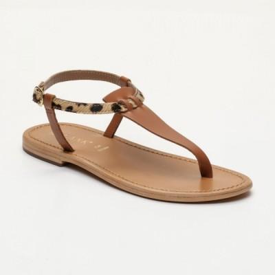 Sandales 100% cuir Ipanema Coloris Chair