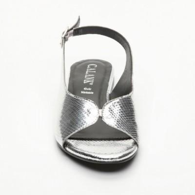 Sandales 100% cuir Araucaria Noir